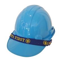 รูปภาพของ หมวกนิรภัย R-Antinoc (ปรับเลื่อน) สีฟ้า