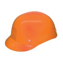 รูปภาพของ หมวกนิรภัย BUMP CAP (ปรับเลื่อน) สีส้ม