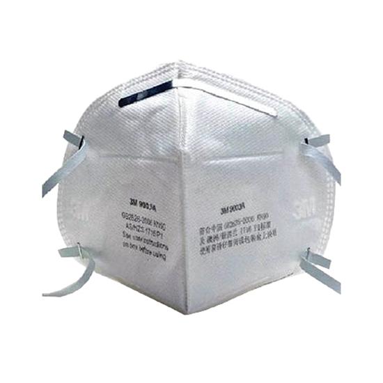 รูปภาพของ หน้ากากป้องกันฝุ่นละอองชนิดสายคล้องหู 3M 9003A (แพ็ค 50 ชิ้น)