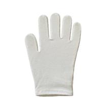 รูปภาพของ ถุงมือผ้า Poly (ถุงมือจราจร) แบบพับข้อ สีขาว (แพ็ค 12 คู่)
