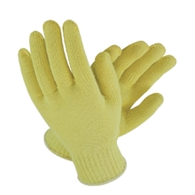 รูปภาพของ ถุงมือถักเคฟล่า MICROTEX รุ่น CUT-HEAT สีเหลือง