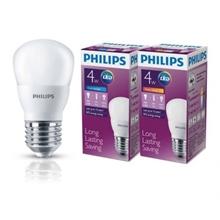 รูปภาพของ PHILIPS หลอดไฟ LED BULB 4W 6500k ขาว
