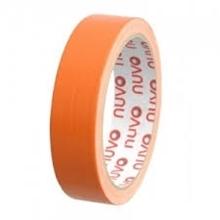 รูปภาพของ กระดาษกาวย่น Nuvo 1.5 นิ้ว x 10 หลา สีส้ม