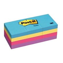 รูปภาพของ Post-it 3M 653-AUอัลตร้าไบร์ทคละสี(แพ็ค 12 เล่ม)