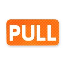 """รูปภาพของ ป้ายข้อความอะคริลิก Plango PULL SC710 3x6"""""""