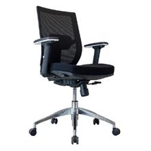รูปภาพของ เก้าอี้สำนักงาน Elements PRATO EM-209D ดำ