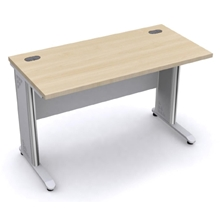 รูปภาพของ โต๊ะทำงาน MONO MT 1600-60 เมเปิ้ล/เทา