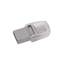 รูปภาพของ Flash Drive KINGSTON DT microDuo 3.0 128 GB (DTDUO3C/128GB)