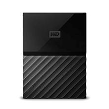 รูปภาพของ WD My Passport HDD 2TB BK (WDBS4B0020BBK-WESN)