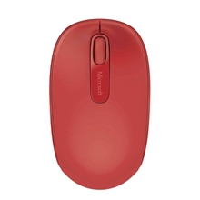 รูปภาพของ Microsoft Wireless Mobile Mouse 1850 Flame Red V2