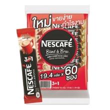 รูปภาพของ กาแฟ 3 in 1 เนสกาแฟ ริชอโรมา 19.4 g.(1x 60ซอง)