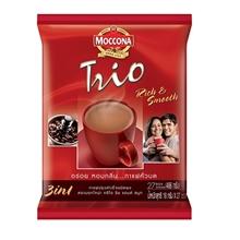 รูปภาพของ กาแฟ 3in1มอคโคน่าTrio ริชแอนด์สมูท(1X27)