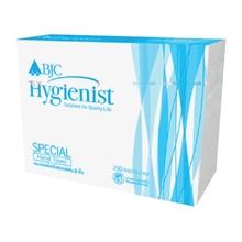 รูปภาพของ กระดาษเช็ดมือแบบแผ่น BJC Hygienist Special 250 แผ่น