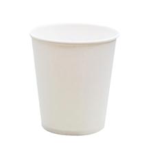 รูปภาพของ แก้วกระดาษไม่มีหูจับ 8 Oz สีขาว (แพ็ค 50 ใบ)