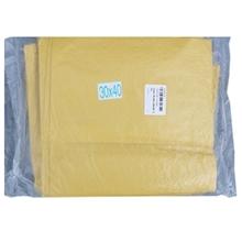 """รูปภาพของ ถุงขยะ สีเหลือง 30x40"""" 1 กก."""