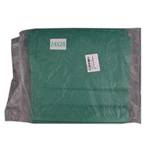 """รูปภาพของ ถุงขยะ สีเขียว 24x28"""" 1 กก."""