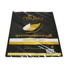 """รูปภาพของ ถุงขยะ สีดำ กรีนโซน ขนาด 18x20"""" บรรจุ 1 kg."""