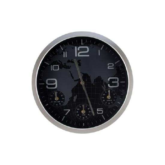รูปภาพของ นาฬิกาแขวนผนัง Giavani 14นิ้ว สีดำ