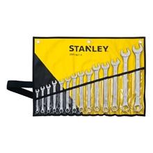 รูปภาพของ ชุดประแจแหวนข้างปากตาย 14 ชิ้น STANLEY รุ่น 87-036