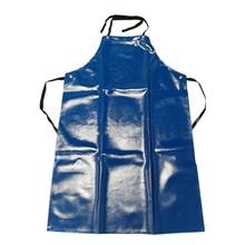 รูปภาพของ ผ้ากันเปื้อน PVC สีน้ำเงิน 65X110 ซม.