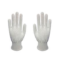 รูปภาพของ ถุงมือถัก MICROTEX รุ่น NORMAL สีขาว (L) (แพ๊ค 12คู่)