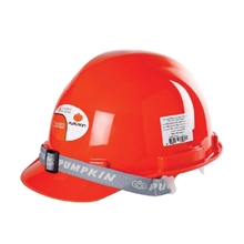 รูปภาพของ หมวกนิรภัยปรับเลื่อน PUMPKIN รุ่น 20551 สีส้ม
