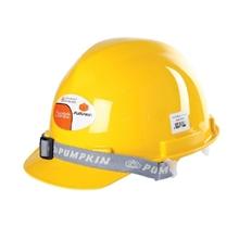 รูปภาพของ หมวกนิรภัยปรับหมุน PUMPKIN รุ่น 20555 สีเหลือง