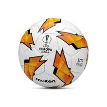 รูปภาพของ ลูกฟุตบอลหนัง PU/PVC Molten รุ่น F5U1710-G18 สีขาว-เหลือง