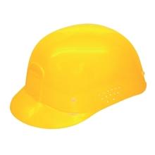 รูปภาพของ หมวกนิรภัย BUMP CAP (ปรับเลื่อน) สีเหลือง