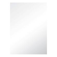 รูปภาพของ ป้ายสติกเกอร์ พีวีซี ชนิดแผ่น 53x70ซม. สีขาว