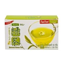 รูปภาพของ ชาเขียวญี่ปุ่นกลิ่นมะลิ (แพ็ค10ซอง) ตราระมิงค์