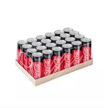 รูปภาพของ เครื่องดื่ม Coke Zero Can 325 ml. (แพ็ค 24 กระป๋อง)