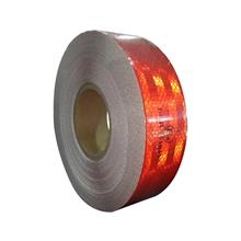 รูปภาพของ แถบสะท้อนแสงติดรถ A-TAP สีแดง 55มม.X50เมตร