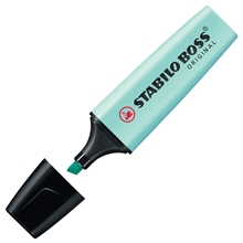 รูปภาพของ ปากกาเน้นข้อความSTABILO BOSSPastel 70/113 สีฟ้า