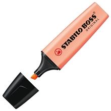 รูปภาพของ ปากกาเน้นข้อความ STABILO BOSSPastel 70/126 สีส้ม