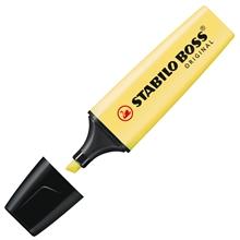 รูปภาพของ ปากกาเน้นข้อความ STABILO BOSSPastel 70/144 สีเหลือง
