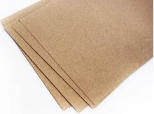 รูปภาพของ กระดาษคราฟท์ PP/A4/P10 สีน้ำตาล 150 แกรม 1x10แผ่น