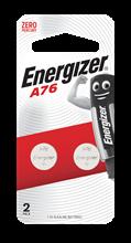 รูปภาพของ ถ่านกระดุม ENERGIZER A76/LR44(แพ็ค 2 ก้อน)
