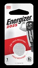 รูปภาพของ ถ่านกระดุมลิเธี่ยม Energizer ECR-2025