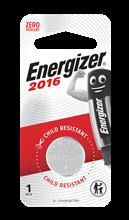 รูปภาพของ ถ่านกระดุมลิเธี่ยม Energizer ECR-2016