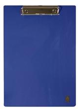 รูปภาพของ คลิปบอร์ดพีวีซี ออร์ก้า 102 A4 สีน้ำเงิน