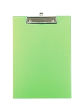 รูปภาพของ คลิปบอร์ดพีวีซี ออร์ก้า 102 A4 สีเขียว