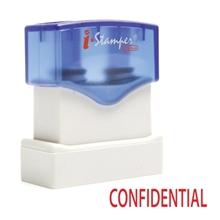 รูปภาพของ ตรายางหมึกในตัว I-STAMPER C011 CONFIDENTIAL