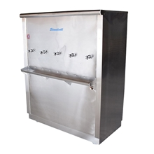 รูปภาพของ ตู้น้ำเย็นสแตนเลส Standard RC05 ต่อตรงท่อปะปา 5 ก๊อก
