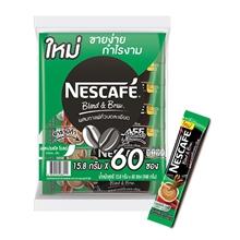 รูปภาพของ กาแฟ 3 in 1 เนสกาแฟ เอสเพรสโซ่ 15.8g.(1x 60ซอง)
