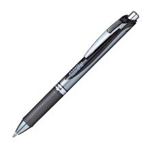 รูปภาพของ ปากกาหมึกเจล PENTEL ENERGEL BL80-AX มม. สีดำ