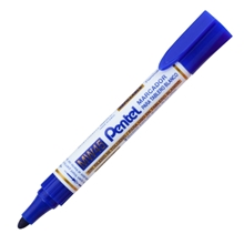 รูปภาพของ ปากกาไวท์บอร์ด PENTEL MW45 2 มม. สีน้ำเงิน