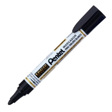 รูปภาพของ ปากกาไวท์บอร์ด PENTEL MW45 2 มม. สีดำ