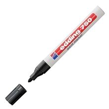 รูปภาพของ ปากกาเพ้นท์ EDDING 750 2-4 มม. สีดำ