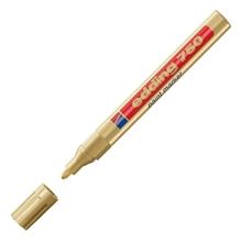 รูปภาพของ ปากกาเพ้นท์ EDDING 750 2-4 มม. สีทอง